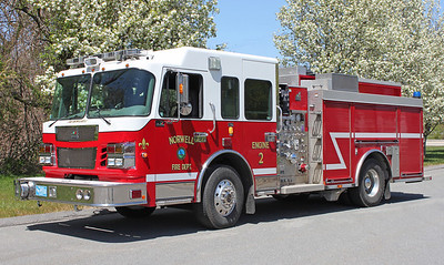 Engine 2 2007 Smeal 1500/1000