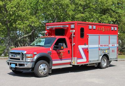 Rescue 1   2009 Ford F-550 / EVI