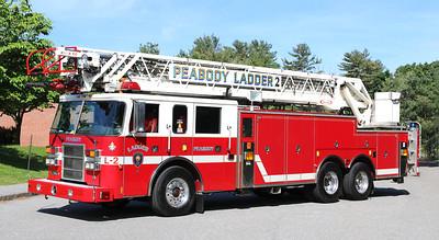 Ladder 2   2000 Pierce.  105' RM