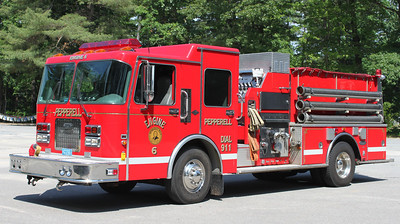 Engine 6 1994 Spartan / Luverne 1000 / 750