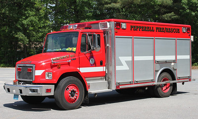 Rescue 1 1999 Freightliner / Fire Resources