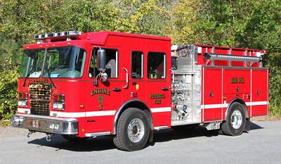 Engine 5.  2010 Spartan / 4 Guys.  1500 / 1000