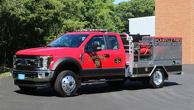 Squad 1 .  2019 Ford F-550 / Wildfire .  200 / 400