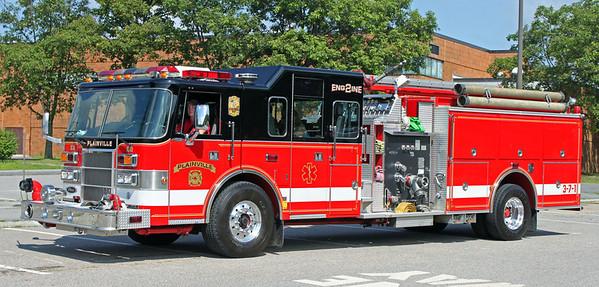 Engine 2  1996 Pierce Lance  1500/750