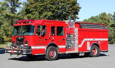 Engine 2   2008 Spartan / Smeal   1250 / 1500