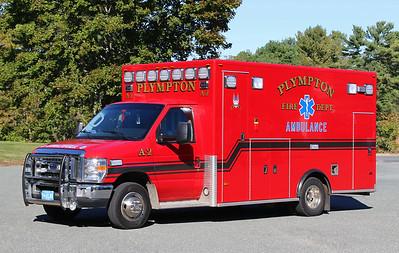 Ambulance 2   2014 Ford E450 / PL Custom