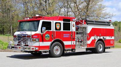 Engine 2.  2011 Pierce Velocity   1750 / 1000 / 30F  Ex New City, NY