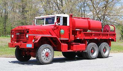 Engine 3.  1983 Am General.  500 / 1300