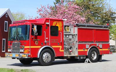 Engine 3   2003 HME / Ferrara   1500 / 500