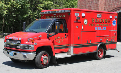 Rescue 1  2010 Chevy/Horton