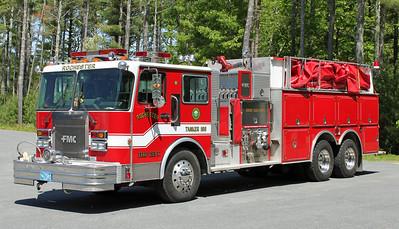 Tanker 198 1988 Spartan / FMC 1500 / 3000