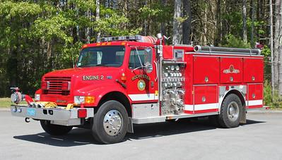 Engine 2 1994 International / E-One 1250 / 1000