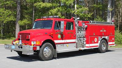 Engine 1 1995 International / E-One 1250 / 1000
