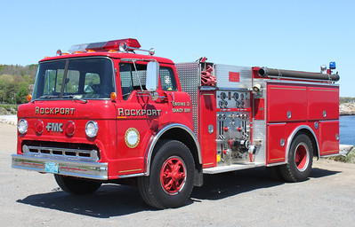 Retired.  Engine 3.  1986 Ford / FMC   1000 / 500