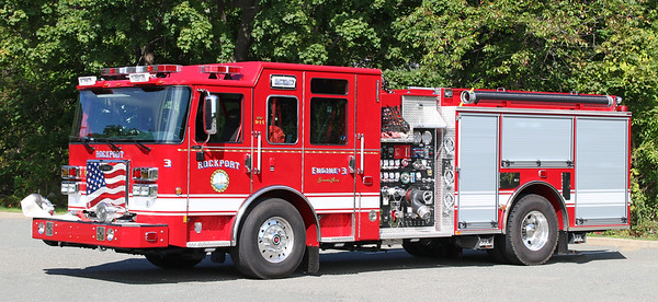 Engine 3.  2018 Pierce Saber   1500 / 750 / 30F