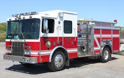 Squad 1 2005 HME/Silver Fox 1500/750