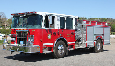 Engine 2 2009 Spartan/4 Guys 1500/500
