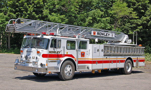 Retired  Ladder 1   1985 Seagrave   100'