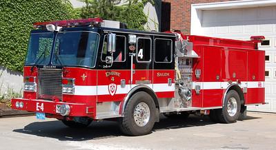 Engine 4  2008 KME  1250/750