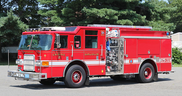 Engine 2   2003 Pierce Enforcer   1250 / 1000