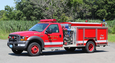 Squad 1   2006 Ford F-550 / Pierce   500 / 300