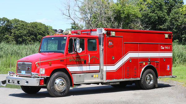 Rescue 1   1997 Freightliner / 3D   (Ex Massport)