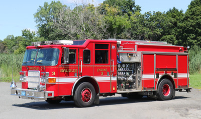 Engine 3   2007 Pierce Enforcer   1500 / 1000 / 30F