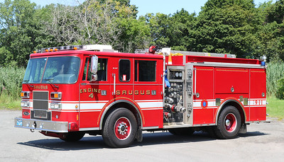 Engine 4   1996 Pierce Saber   1250 / 1000