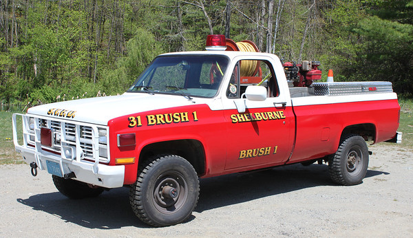 Brush 1 1986 Chevy 4x4 50/125