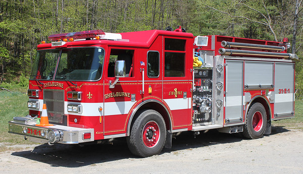 Engine 1 2006 Pierce Contender 1500/1000