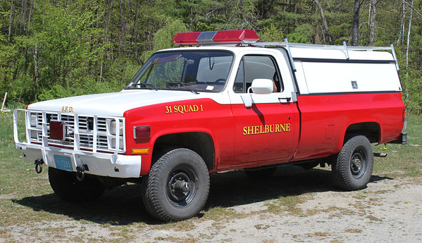 Squad 1 1985 Chevy 4x4