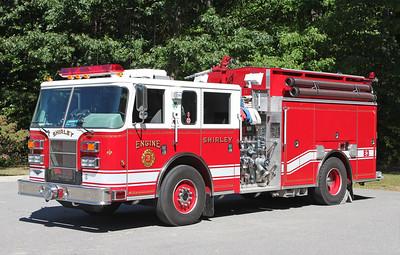 Engine 3.  2006 Pierce Contender.  1500 / 1000 / 30F