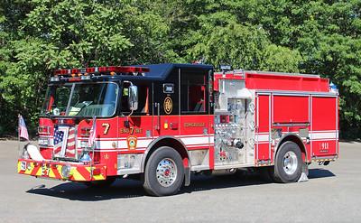 Engine 7   2015 Pierce Saber   1250 / 500