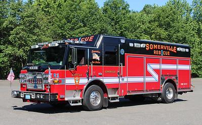 Rescue 1   2010 Pierce Impel