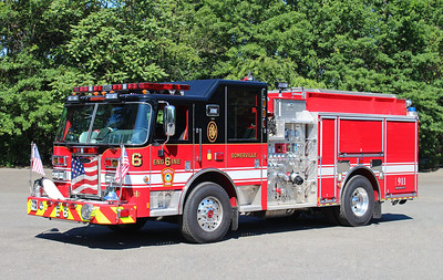 Engine 6   2015 Pierce Saber   1250 / 500