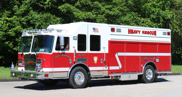 Rescue 1.  2017 KME Panther Heavy Rescue