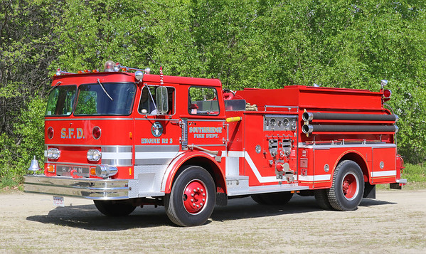 Retired   Engine 3   1973 Hahn   1000 / 1000
