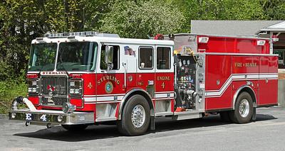 Engine 4 2010 Seagrave Marauder 2000 / 1500