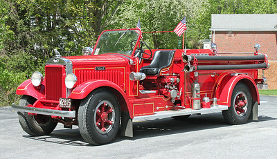 RETIRED  1936 Mack