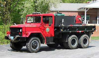 Forestry 2 1980 American General 6x6 200 / 950