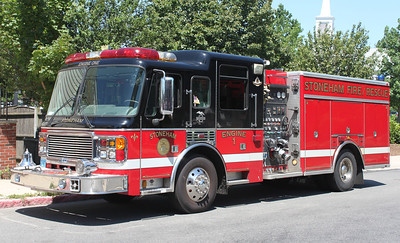 Retired   Engine 1   2001 American LaFrance   1250 / 500