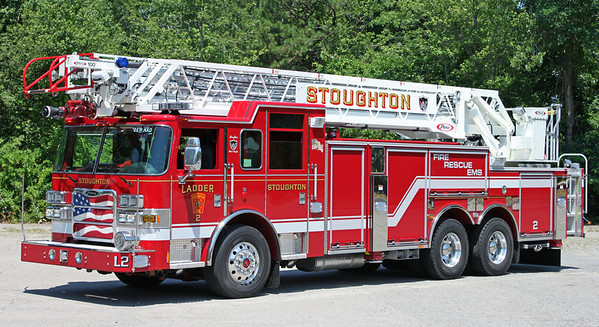 Ladder 2  2011 Pierce 100'