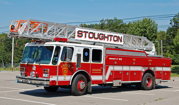 RETIRED  Ladder 2   1984 E-One  110' RM