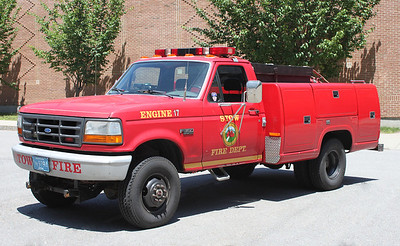 Engine 17 1997 Ford F-350 300/300