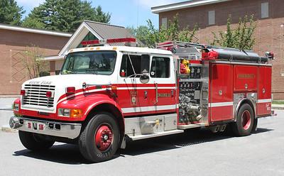 Engine 15 2000 International/Ferrara 1250/1000