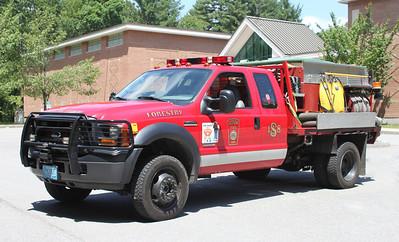 Engine 18 2006 Ford/Dept. Built 750/300