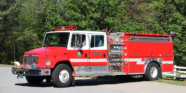 Engine 2   1998 Freightliner / E-One   1250 / 1000