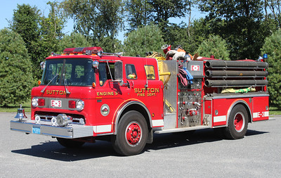 Engine 3 1987 Ford / FMC 1250/1000