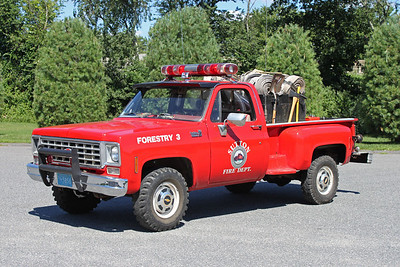 Forestry 3 1974 Chevy 4x4 125/200