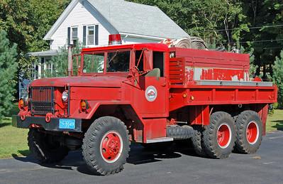 Tanker 4  1975 AM General  125/750